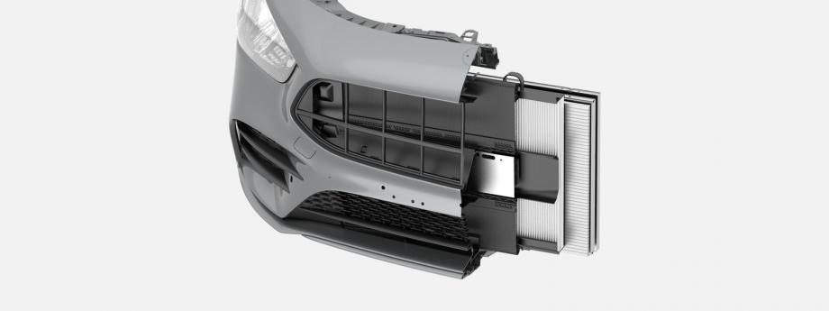 Filtro de partIculas de polvo fino integrado_MANN+HUMMEL