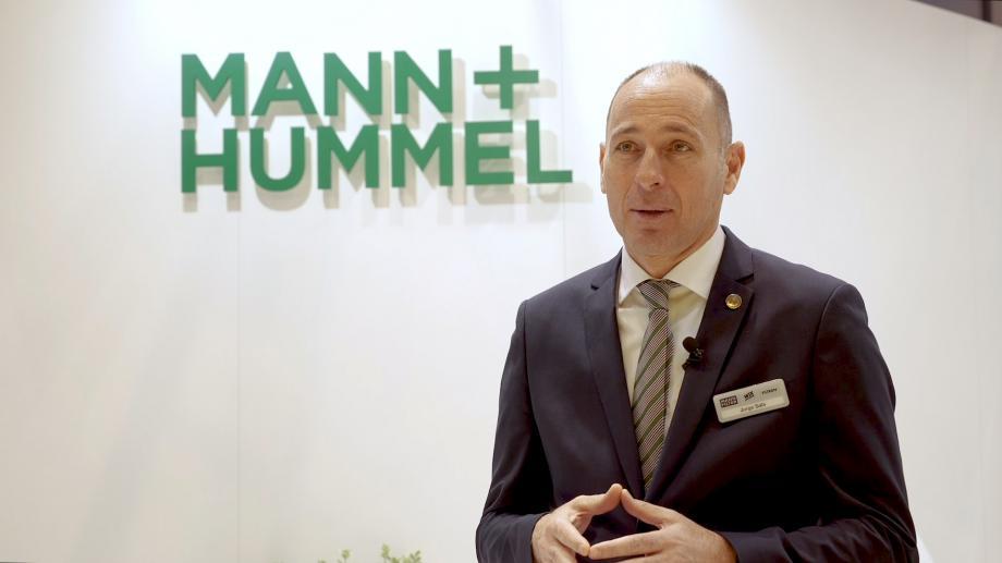 Jorge Sala nombrado Director de la división Aftermarket de MANN+HUMMEL para Europa Occidental