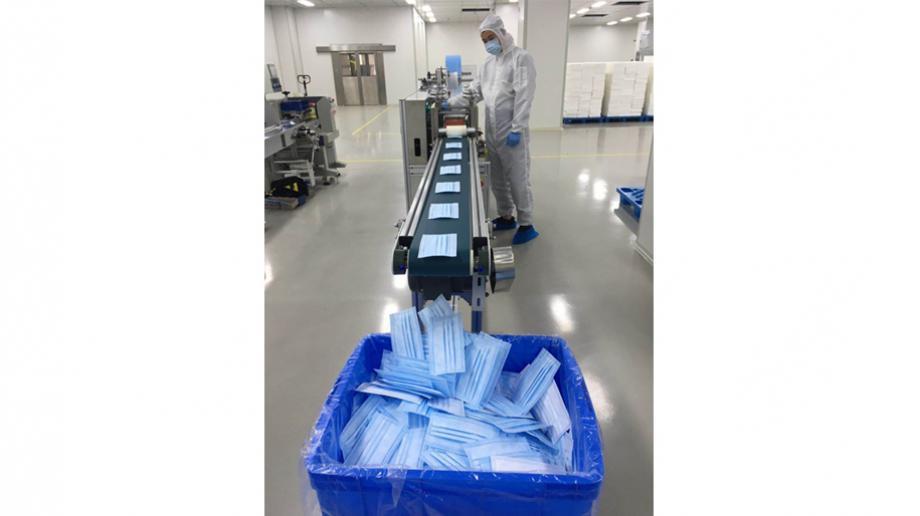MANN+HUMMEL adapta su experiencia en filtración para cumplir con los nuevos requisitos derivados de la pandemia COVID-19