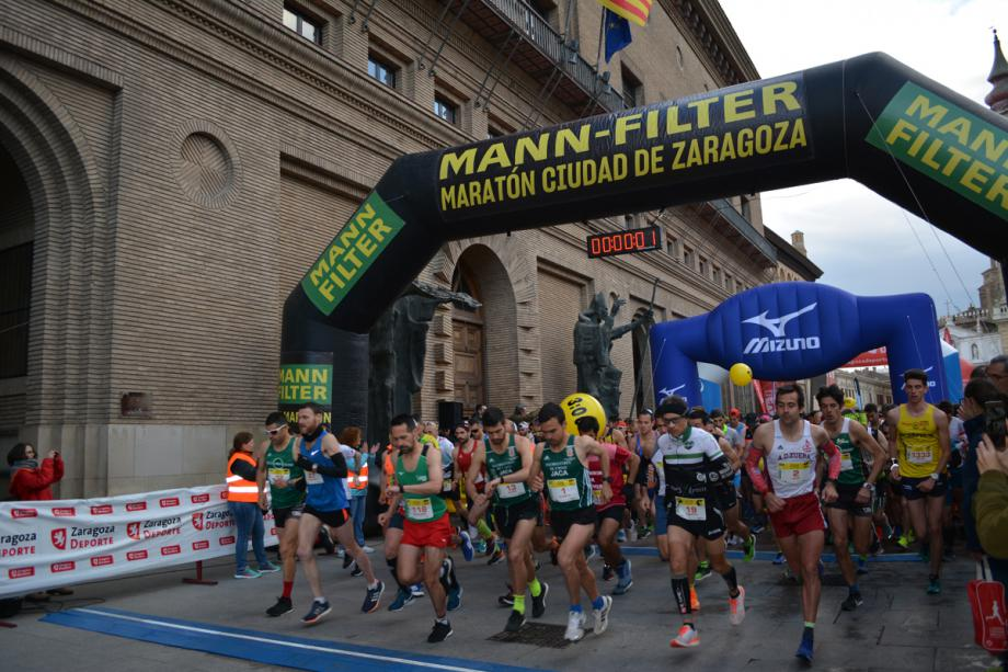 XIII Maratón MANN-FILTER Ciudad de Zaragoza